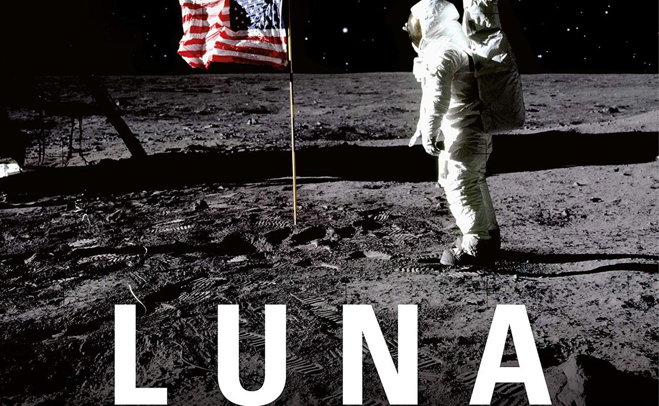 """""""Luna"""" di Bruno Vespa"""